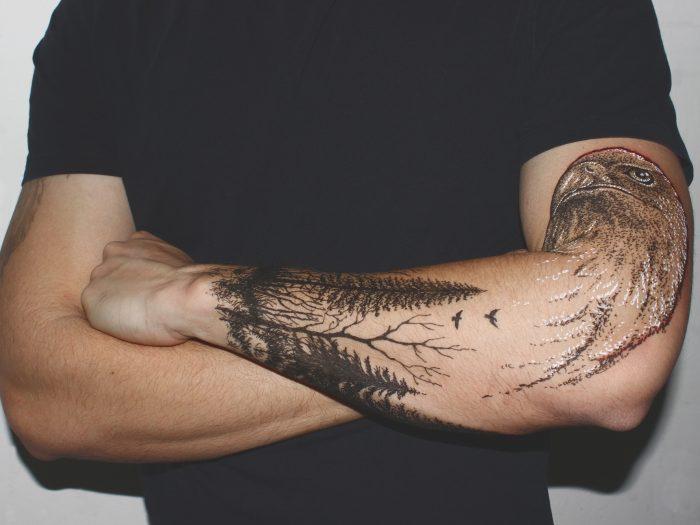 Top Twelve Tattoos that are Trending in 2017