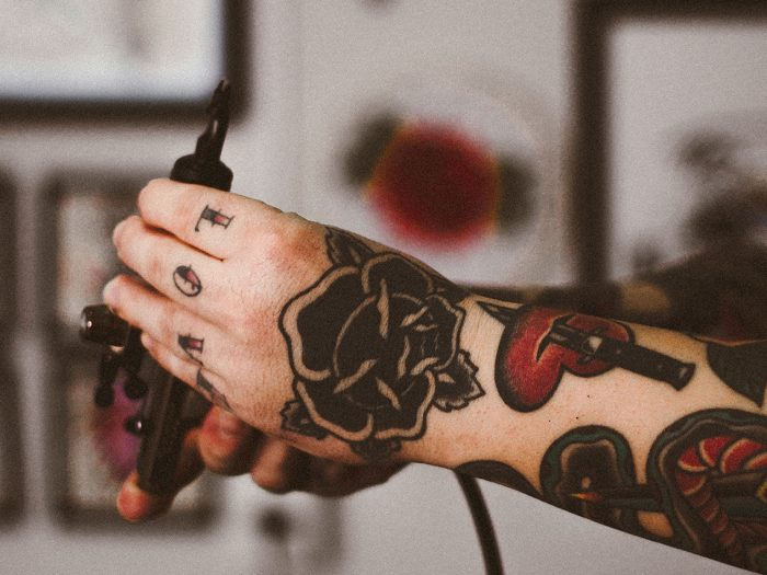23829239fe9a3 Everything to Know About Knuckle Tattoos! | Tattooaholic.com