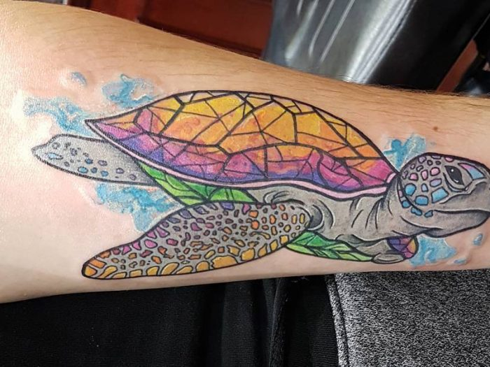 Turtle Tattoo Ideas Tattooaholic Com
