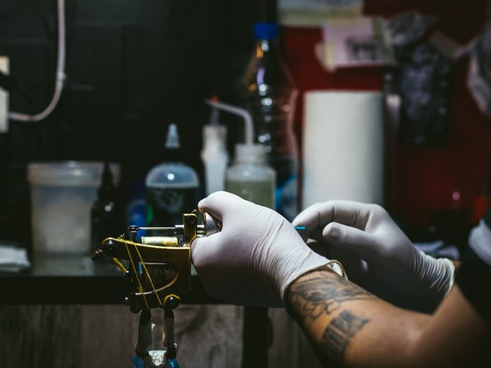 5 Reasons Why You Should Never Bring Your Kids To A Tattoo Shop