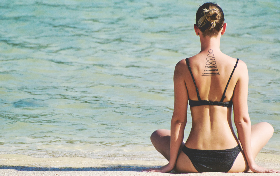 Tattoo Sunscreen